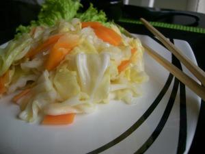 Salada Chinesa de Repolho